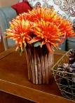 cinnamon vase