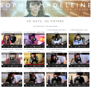 30 Days 30 Covers
