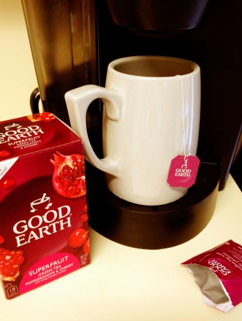 gifted tea