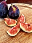 Figs: yummy snack!